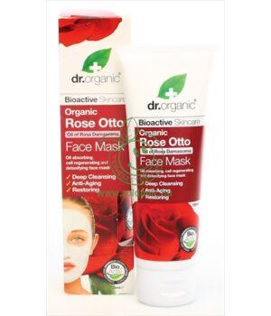 Dr. Organic arcpakolás (rózsa)
