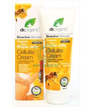 Dr. Organic cellulitisz elleni krém (méhpempő)