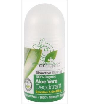 Dr. Organic dezodor (aloe vera)