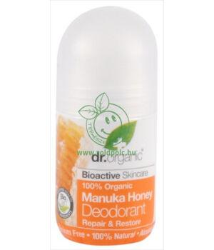 Dr. Organic dezodor (méz)