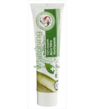 Dr. Organic fogkrém (aloe vera)