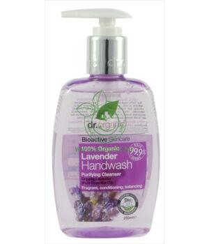 Dr. Organic folyékony szappan (levendula)