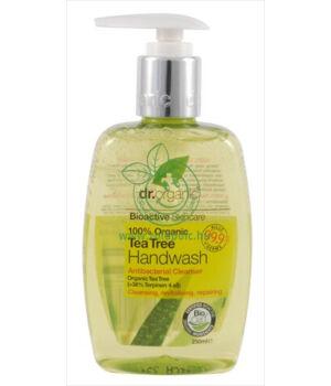 Dr. Organic folyékony szappan (teafa)