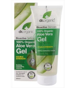 Dr. Organic gél (aloe vera)