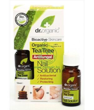 Dr. Organic körömecsetelő (teafa)