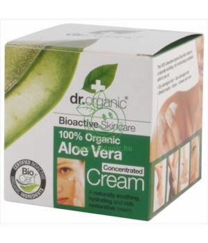 Dr. Organic krém koncentrátum (aloe vera)