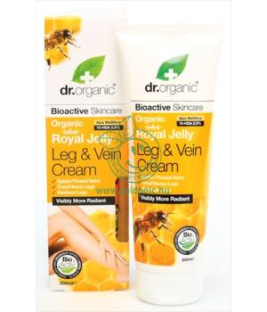 Dr. Organic lábápoló krém (méhpempő)
