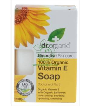 Dr. Organic szappan (E vitamin)