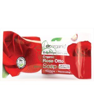Dr. Organic szappan (rózsa)