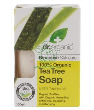 Dr. Organic szappan (teafa)