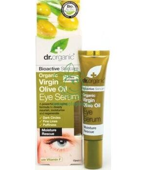 Dr. Organic szemkörnyék ápoló szérum (olíva)