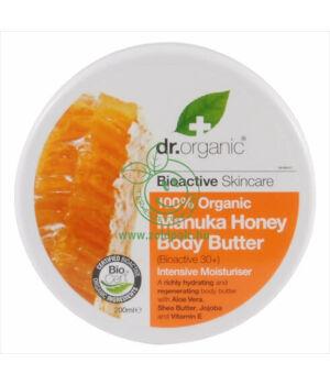Dr. Organic testápoló vaj (méz)
