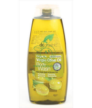 Dr. Organic tusfürdő (olíva)