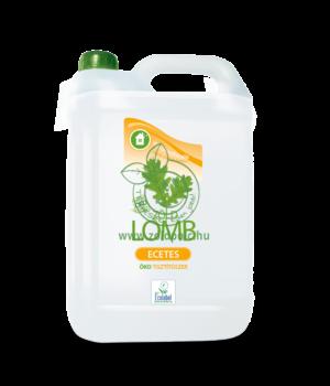 Zöldlomb ecetes tisztítószer (5l)
