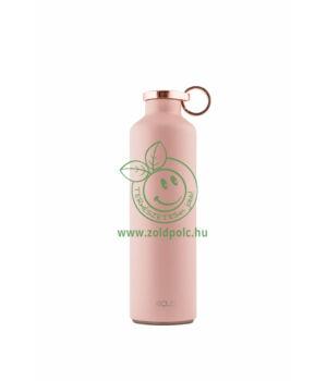 Equa Rozsdamentes acél hőtartó kulacs (Rózsaszín)