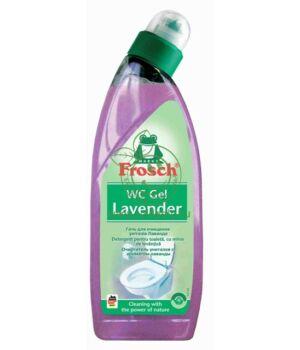 Frosch WC tisztító (levendula)