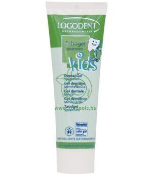 Gyerek fogkrém, Logodent (fodormenta)