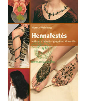 Hennafestés - Testfestés- hajfestés