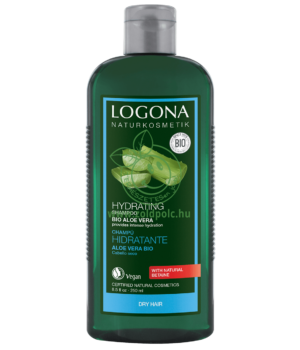 Logona sampon (aloe-verbéna,250ml)