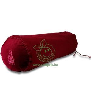 Huzat henger meditációs párnához (bordó)
