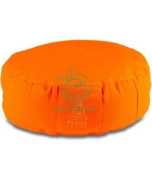 Huzat kerek meditációs párnához (narancs)