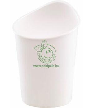 Irószertartó műanyag, Fellowes (fehér)