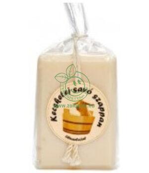 Kecsketej kézi szappan (olíva)