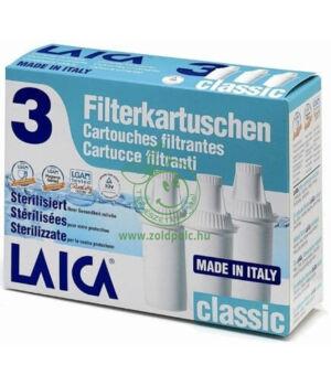 Laica univerzális szűrőbetét kancsóhoz (3 db)