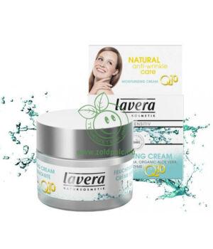 Lavera Basis Sensitive Q10 öregedésgátló hidratáló krém