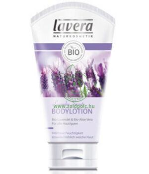 Lavera Body Spa testápoló (levendula-aloe)