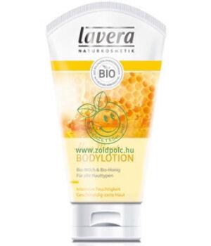 Lavera Body Spa testápoló (tej-méz)