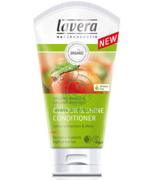 Lavera Hair hajkondicionáló (festett hajra)