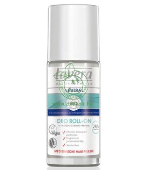 Lavera Neutral golyós dezodor allergiás bőrre