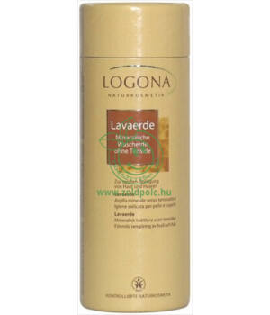 Logona iszappor (normál,300g)