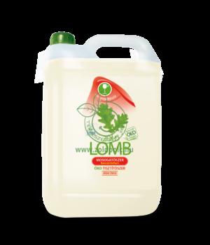 Zöldlomb mosogatószer (aloe vera,5000ml)