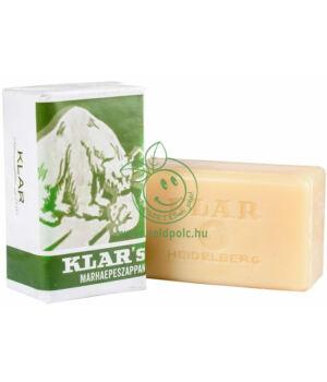 Marhaepe folteltávolító szappan, Klars