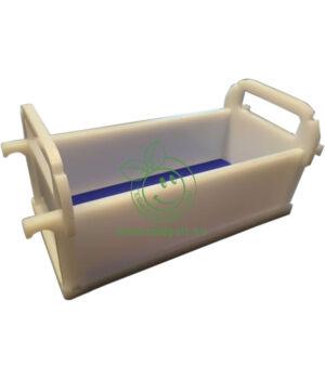 Műanyag szappan öntőforma 30cm
