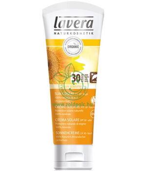 Napvédő krém F30, Lavera Sun