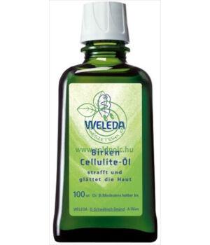 Narancsbőr elleni olaj nyírfás, Weleda