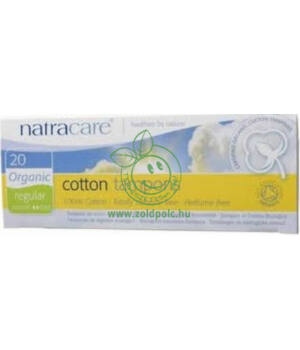 Natracare tampon (normal,20db)