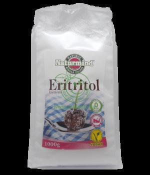 Eritritol édesítő, Naturmind (1000g)