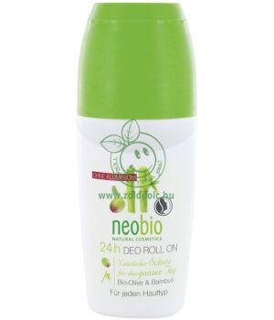 Neobio dezodor olíva-és bambuszkivonattal