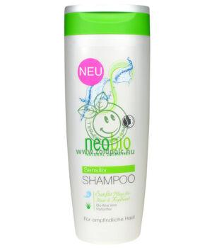 Neobio sampon (érzékeny fejbőrre)