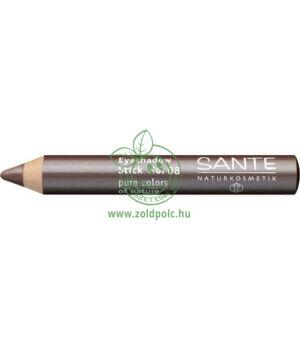 Szemhéjszínező ceruza Sante (kávé)
