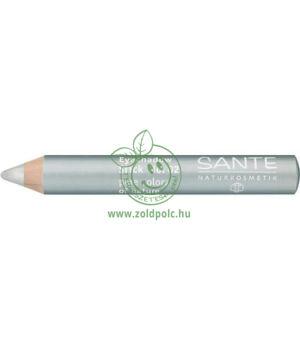 Szemhéjszínező ceruza Sante (ezüst)