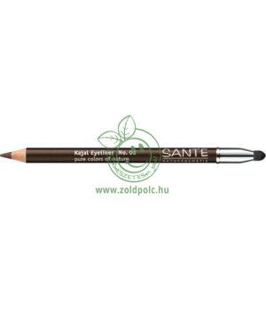 Szemkontúr ceruza Sante (deep brown)