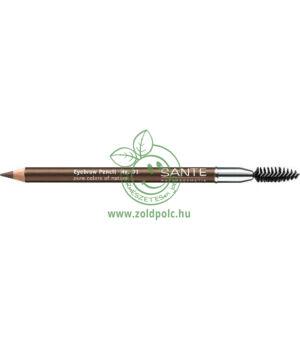Szemöldök ceruza Sante (blonde)