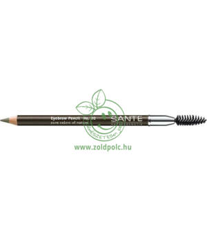 Szemöldök ceruza Sante (brown)