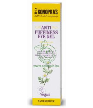 Szemkörnyék-ápoló gél duzzadt szemekre, Dr. Konopka's 200ml