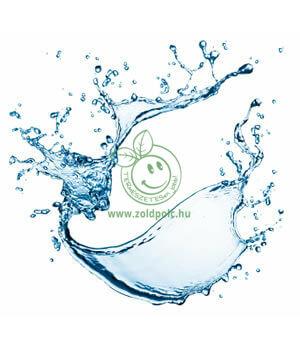 Tisztított víz fordított ozmózissal (0,5l)